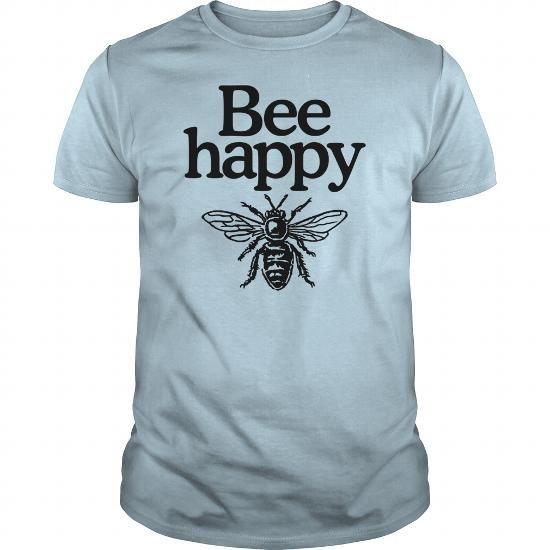 Cool Bee happy organic tshirt Womens Organic TShirt Shirts