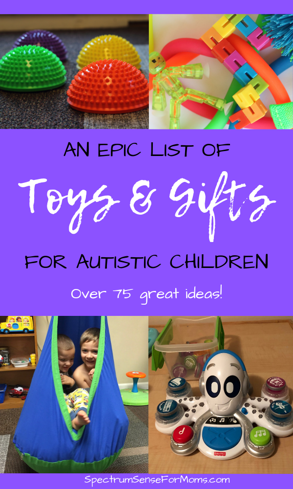 Best Gifts and Toys for Autistic Children | Autism | Toys ...