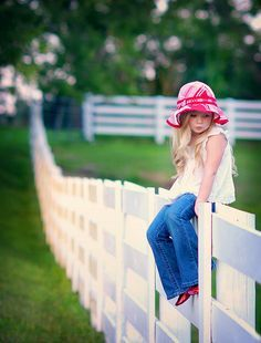 Country Kids & Fences
