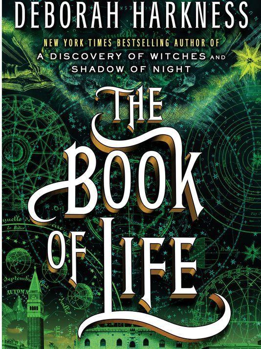 Portada Revelada The Book Of Life All Souls Trilogy 3 De