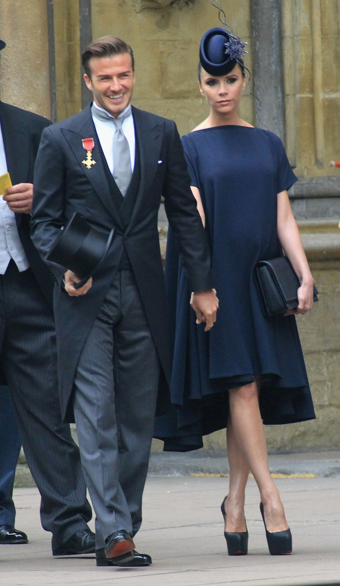 Who Cares About Princess Beatrice S Fascinator The Day Prince William And Kate Middleton Said I Do We Only Had Eyes For Victoria Sleek Style