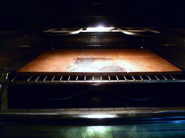 The Best Surface For Baking Pizza Part 3 Quarry Tiles