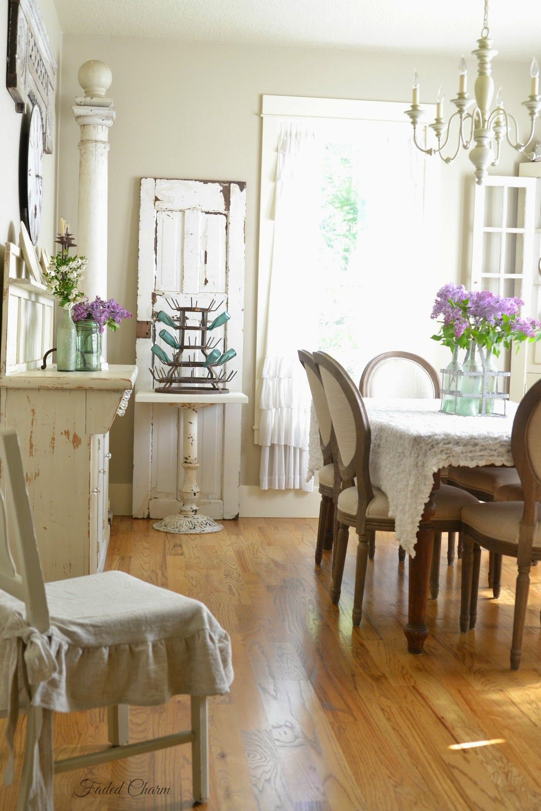 Faded Charm: ~For the Love of Lilacs~