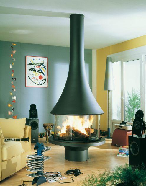 cheminee marina 993 centrale avec foyer ferm chemin es pinterest foyer ferm foyer et. Black Bedroom Furniture Sets. Home Design Ideas
