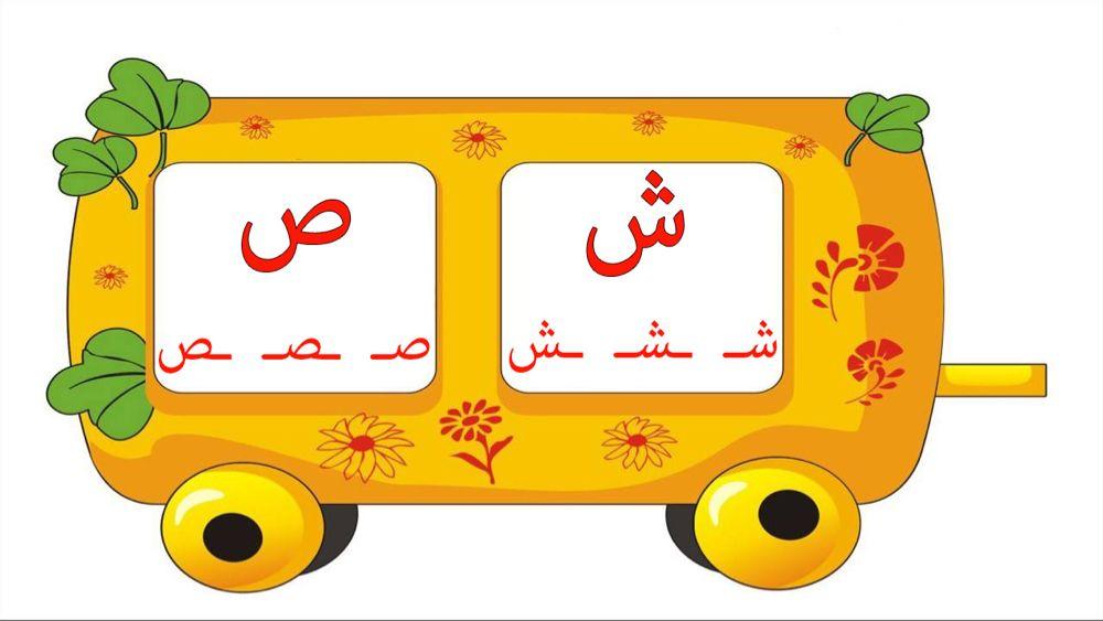 بطاقات قطار الحروف للطباعة تعليم وتثقيف الاطفال مجلة الاط Arabic Kids Arabic Alphabet For Kids Learn Arabic Language