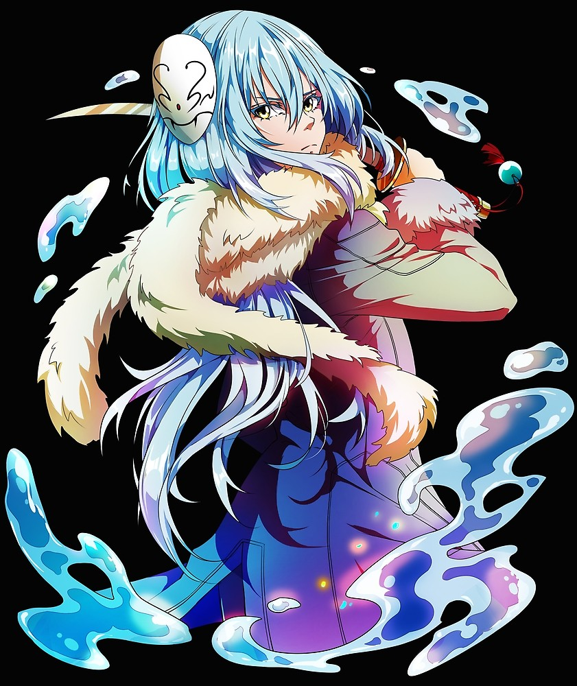 Temukan (dan simpan!) pin anda sendiri di pinterest. Rimuru Tempest Anime Cute Anime Character Slime Wallpaper