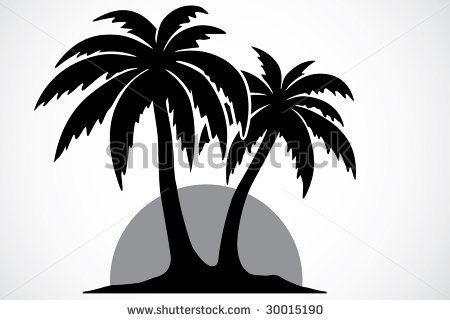 photo relating to Printable Tree Stencils identified as Palm Tree Stencils Cost-free Bulletin community forums Tree stencil