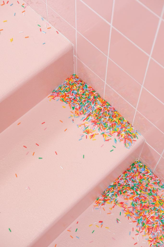 The Museum of Ice Cream Pastel pink aesthetic, Pink