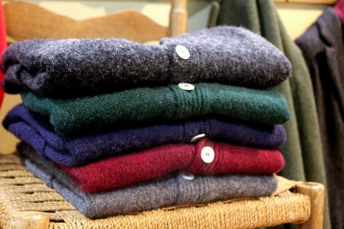 Newest KNITWEAR - Cardigans Mc Ritchie Discount Footlocker Finishline Free Shipping 100% Authentic Best Store To Get Cheap Price Discount Outlet Store vqFbD7