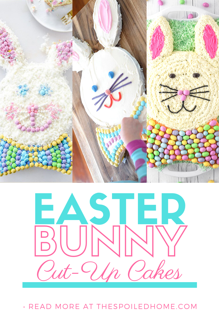 This is going to be so fun! We are doing a family challenge in Instagram Stories today. Join our contest to see who can make the cutest Easter Bunny Cut-Up Cake. I am sharing the… The post Easter Bunny Cut-Up Cake Challenge appeared first on The Spoiled Home.