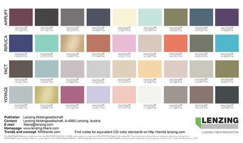 trends autumn winter 2018 2019 botanic fibers f w 18 19 pinterest farbkarten trends und. Black Bedroom Furniture Sets. Home Design Ideas