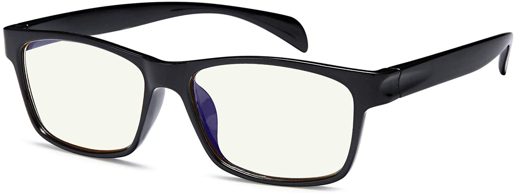 Gamma Ray Blue Light Blocking Glasses Amber Tint Anti