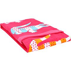 Lacoste - Crocobayadere Beach Towel --- ready for the summer!!!!