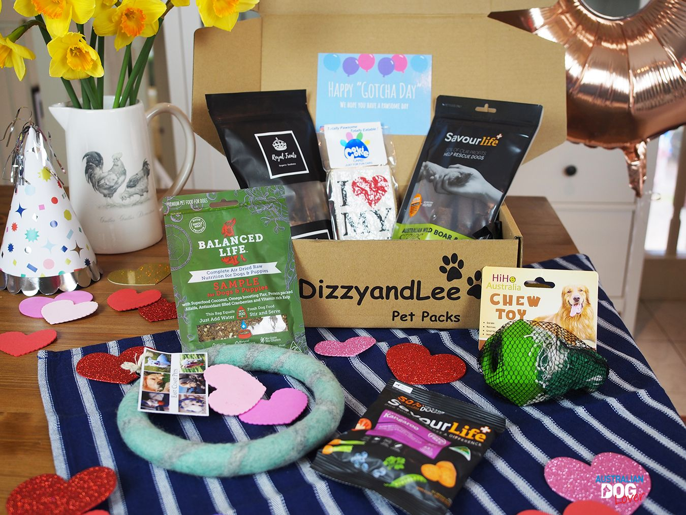 Dizzyandlee Dog Subscription Box Review Australian Dog Lover With Images Dog Box Subscription Subscription Box Review Subscription Boxes