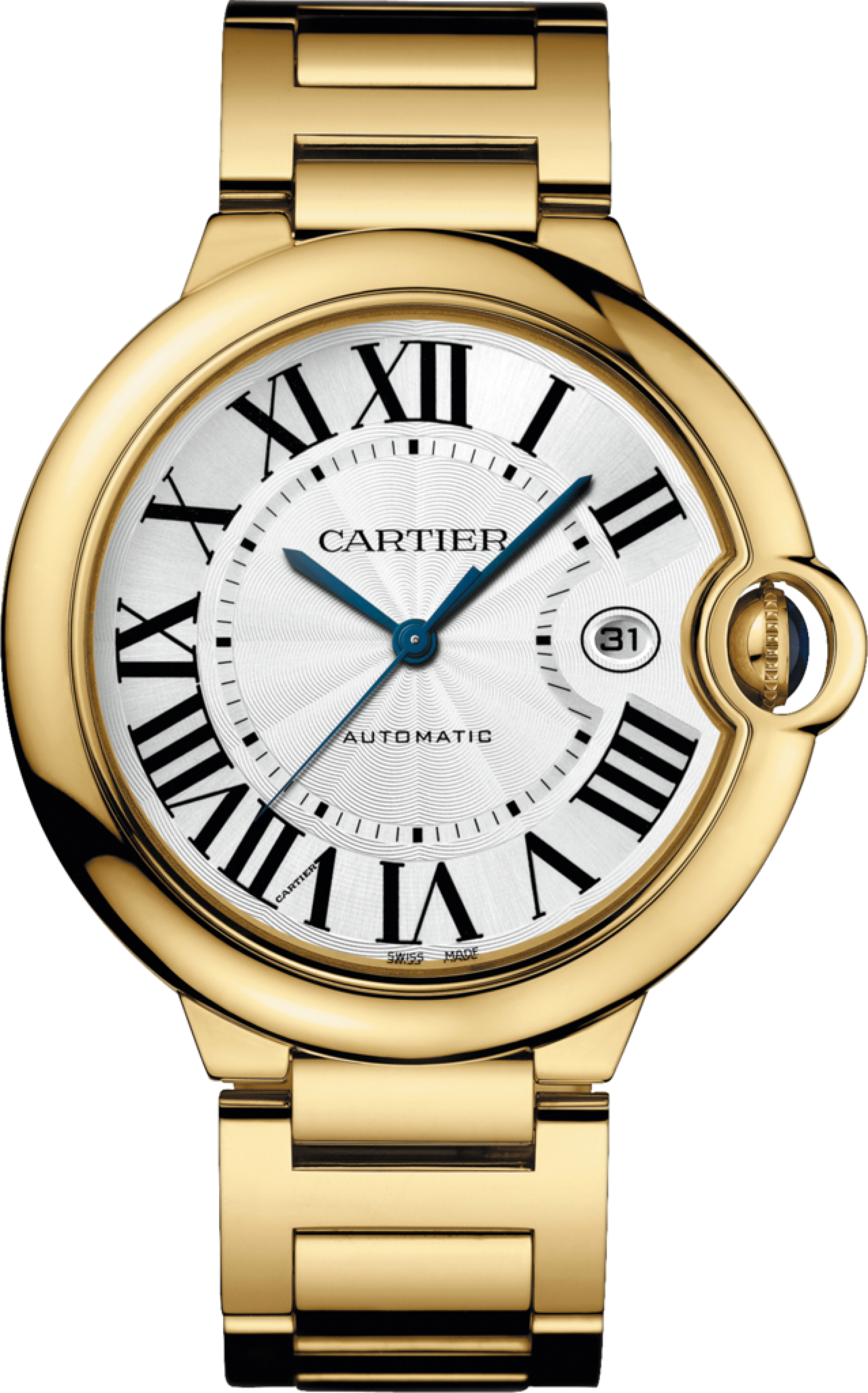 7e22a079f882 Cartier Ballon Bleu De Cartier Yellow Gold  Watch