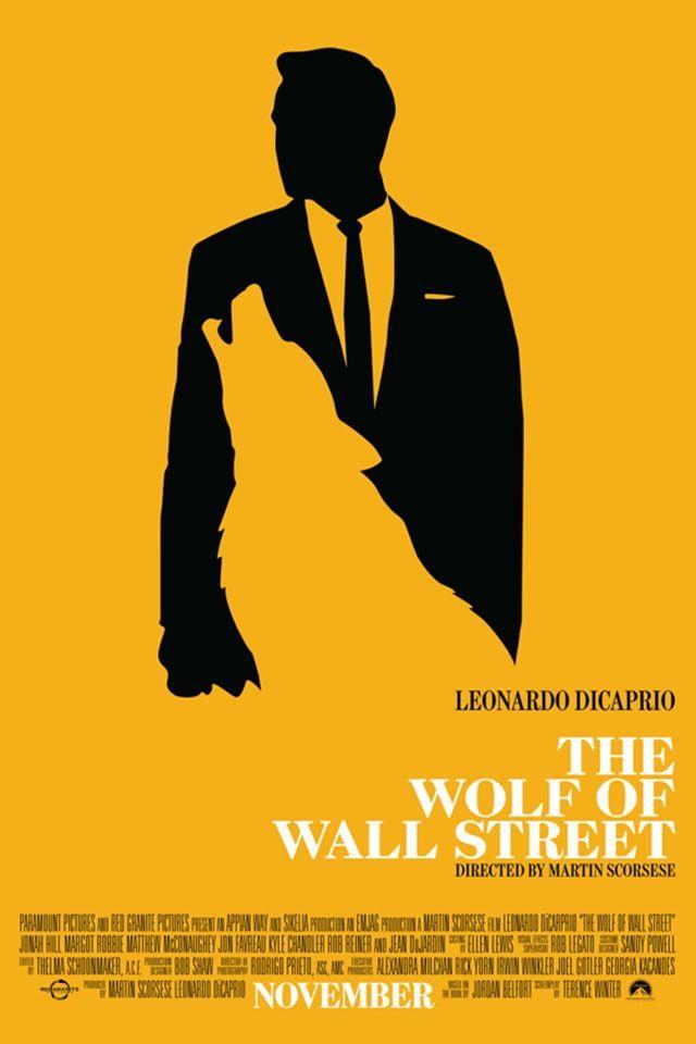 Le Loup De Wall Street : street, Wall-Street, Street,, Affiche, Film,