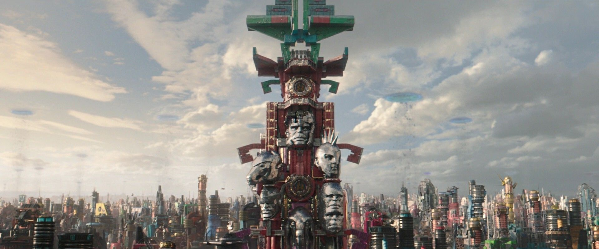 Sakaar (With images) | Thor, Thor ragnarok movie, Ragnarok movie