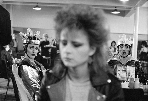 Tracey Ullman, London, 1982