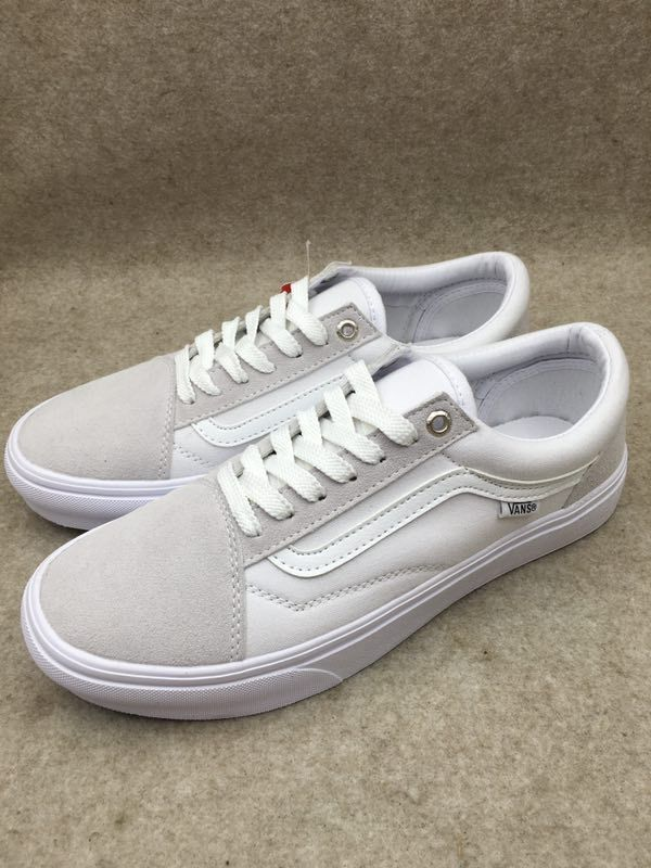 6bbb8affd150a8 Dime x Vans Old Skool Pro   Fairlane Classic Gray True White Womens Shoes   Vans