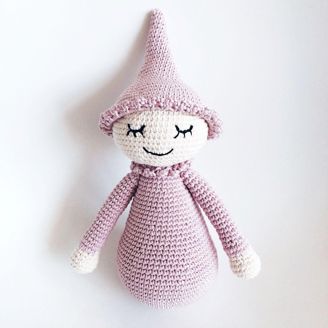 Baby Gnome https://www.instagram.com/katiu/   Katiu Crochetie ...