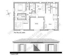Maison En U Avec Patio U2026 | Home And Decor | Pinterest | Architecture,  Construction And House