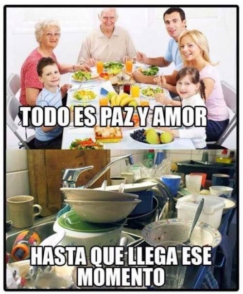 Todo Es Paz Y Amor Hasta Que Imagenes De Humor Memes Divertidos Imagenes Divertidas Chistes