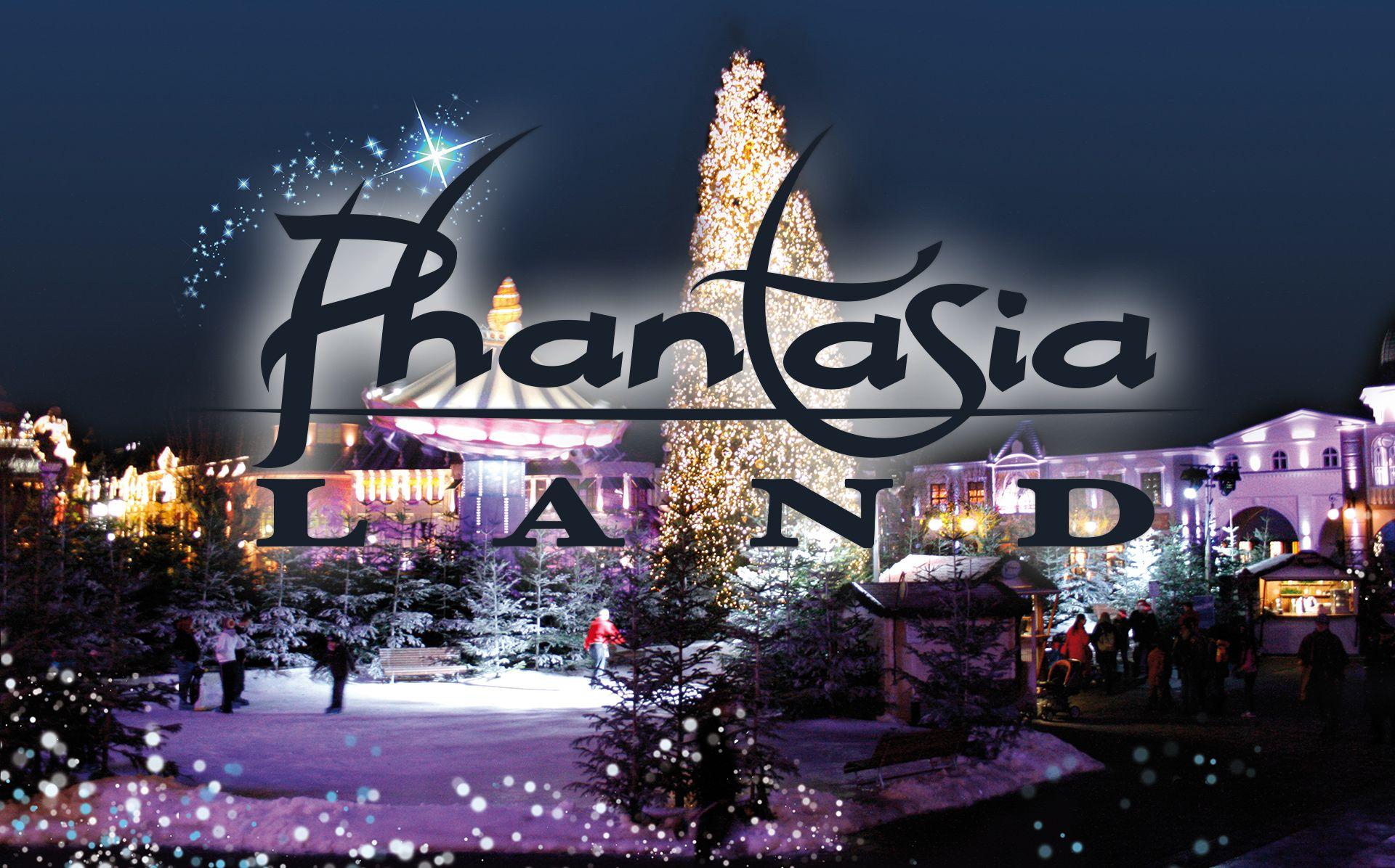 Phantasialand Wintertraum 2015 Steht Bevor Action Spass Und Magie Pur Ab 21 November Phantasialand Freizeitpark Ruhrgebiet