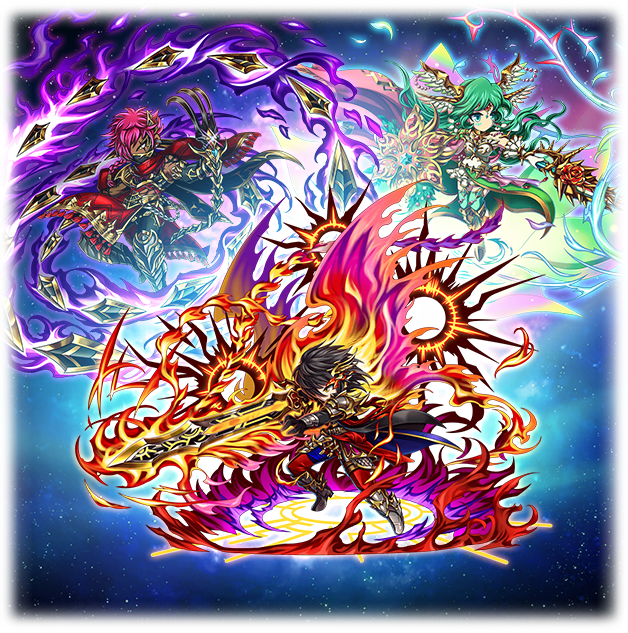 7 Star Unleashed! Kuda, Rosetta and Arus - Gumi Forums