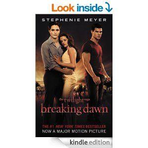 Breaking Dawn Part 2 Ebook