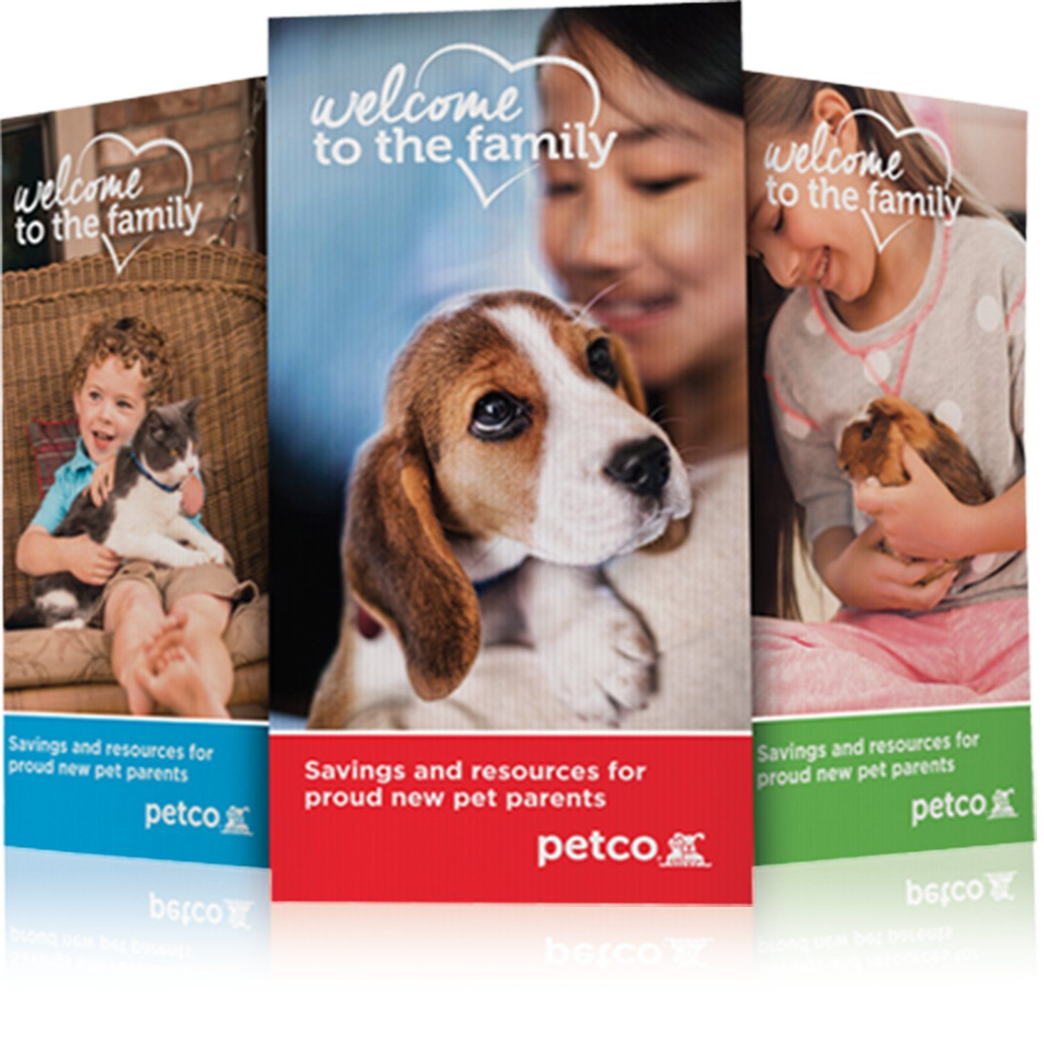 Welcome To The Family Care Pack Petco Store Petco Animal Companions Pet Care