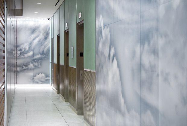 188 Ludlow New York Ludlow Wall Installation Window Film