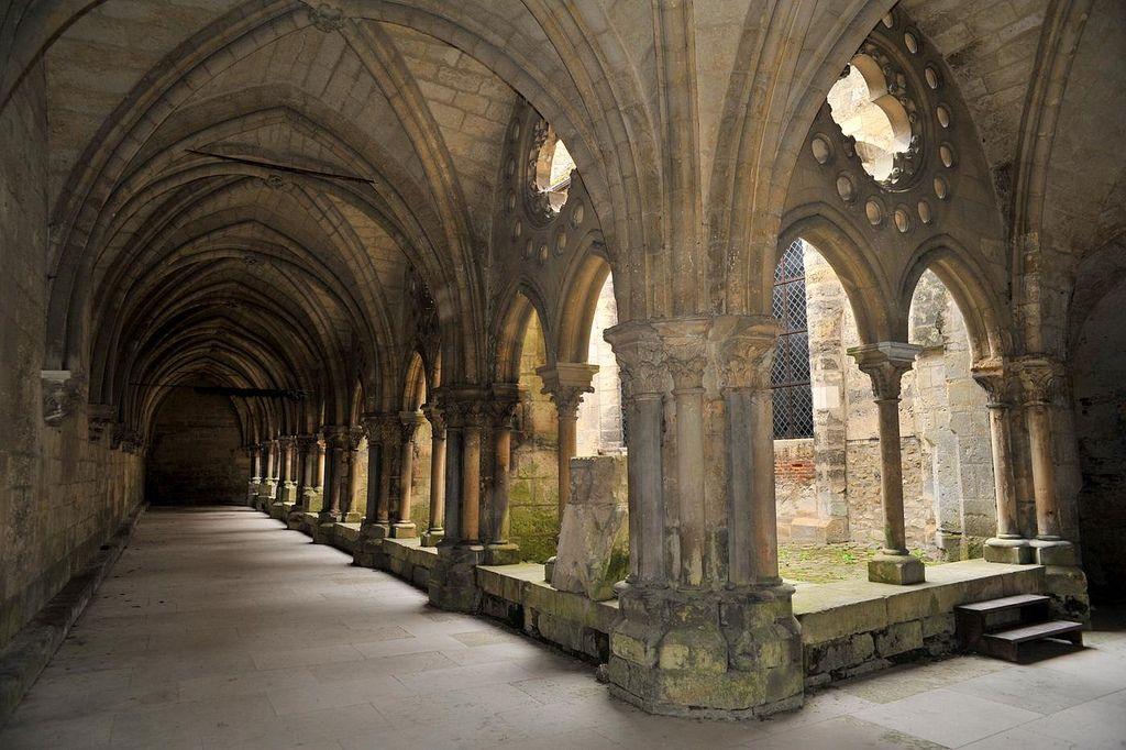 Cloître de la Cathédrale de Laon