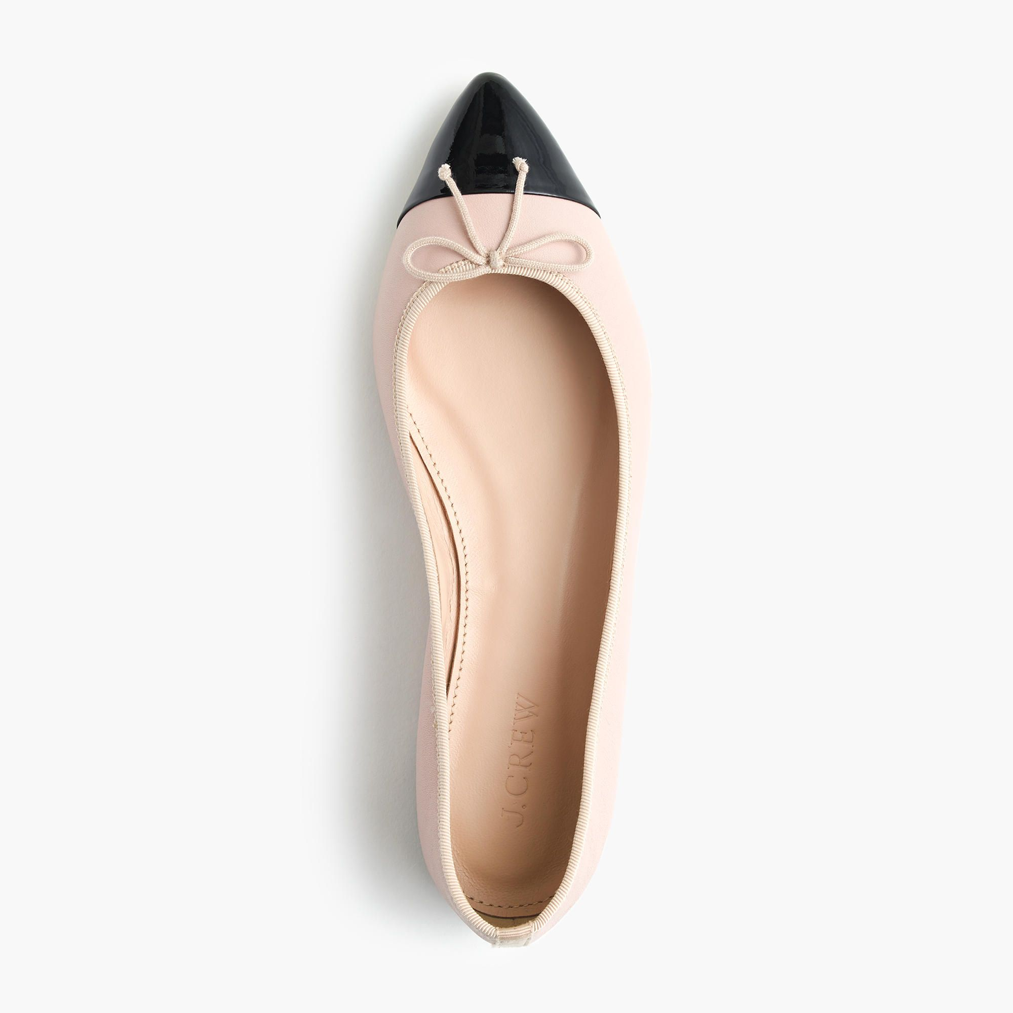 Gemma cap-toe flats   Cap toe shoes
