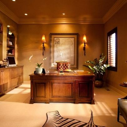 Man S Office Design Pictures Remodel Decor And Ideas With