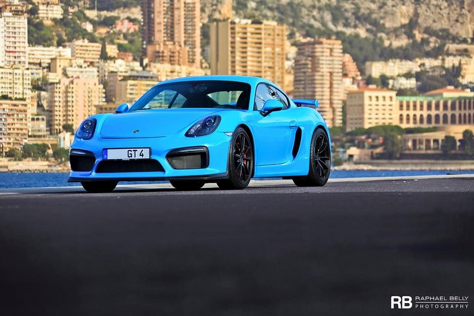 2018 porsche 718 cayman gt4. contemporary porsche miami blue porsche cayman gt4 is why we love exclusive intended 2018 porsche 718 cayman gt4