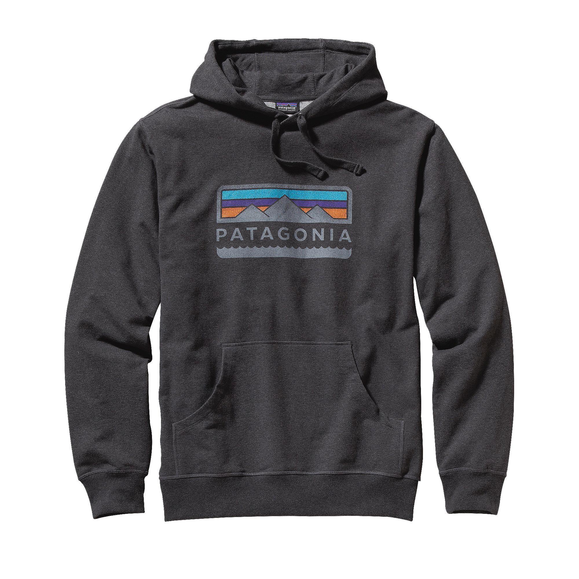 Patagonia Men S Tres Peaks Midweight Pullover Hoody Hoodies Men Pullover Hoodies Men Outdoor Outfit [ 2000 x 2000 Pixel ]