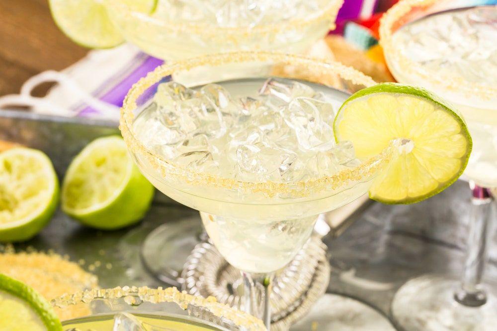 Fresh Lime Margarita | Epicurious