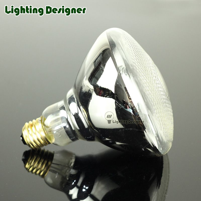 Par38 Uvb Mercury Vapor Lamp Reptile Lamp 220v 100w 160w E27 Stable Reptile Bulb Pet Reptile Breeding Emitter Heating Lamp Bulb Light Bulb Lighting Decor