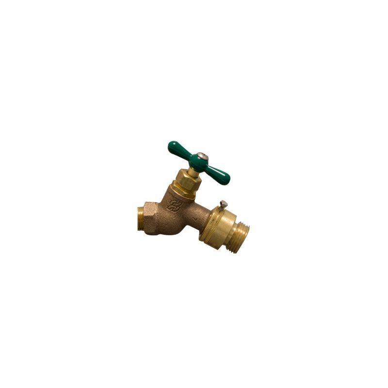 garden hose backflow preventer. proflo pf105dbfpc 1/2\ garden hose backflow preventer