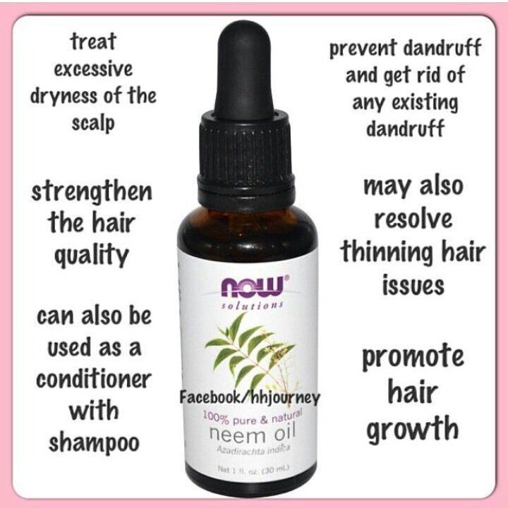 Benefits of Neem Oil | Hair tips | Neem oil for hair