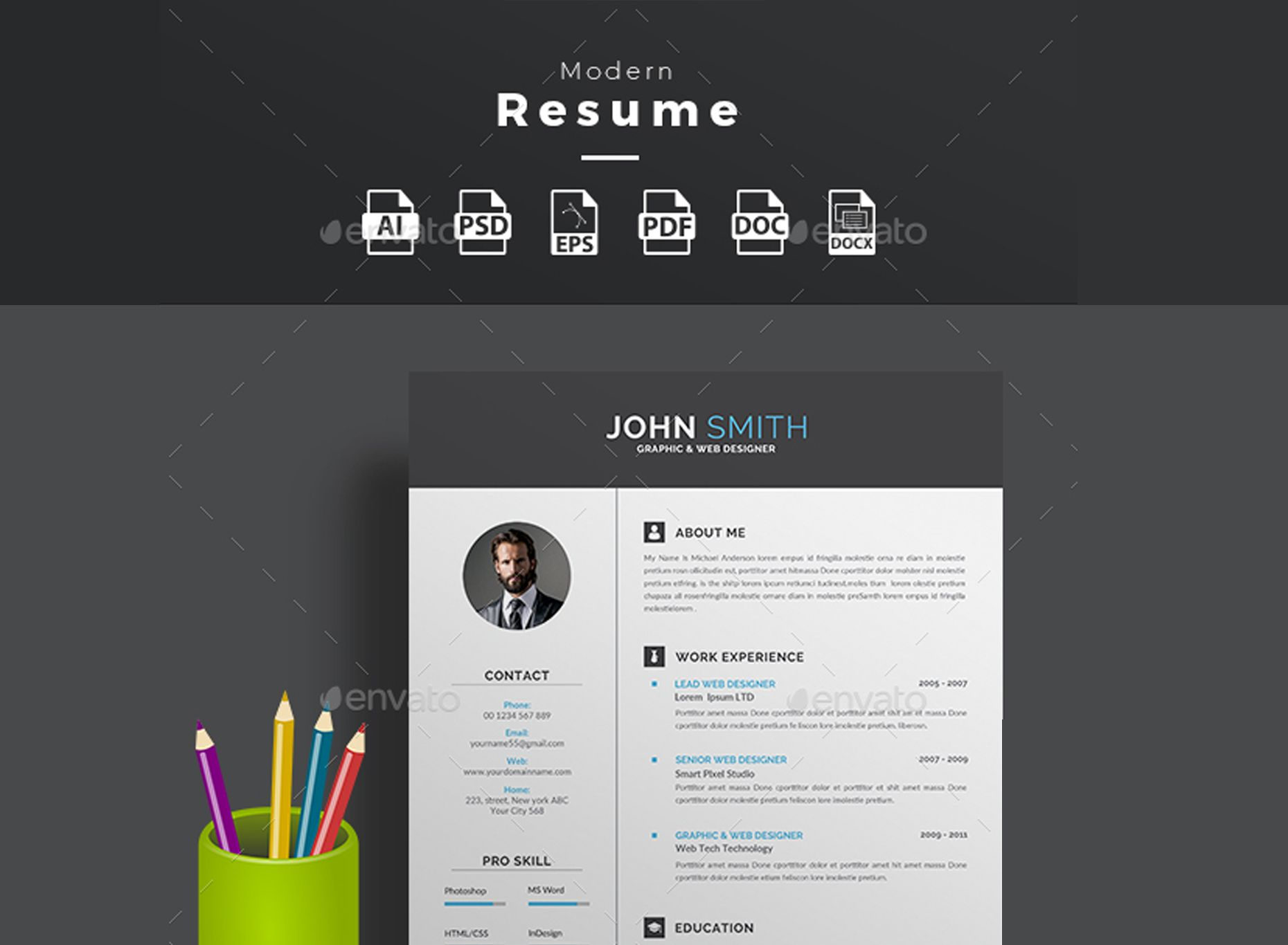 Resume  Creative Touchs This Is Resume Templates Resume