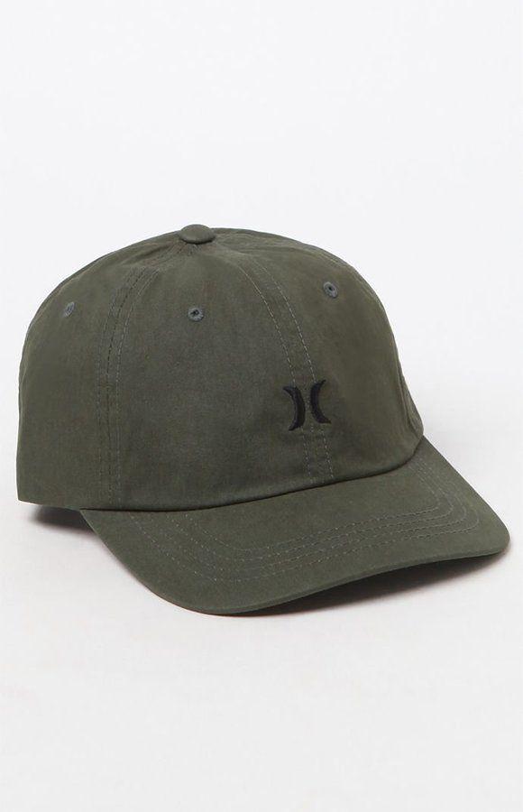 Hurley Chiller Strapback Dad Hat  55bea644958