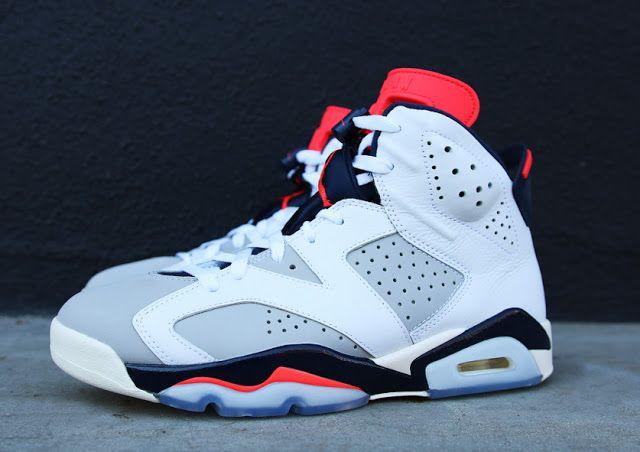 Swag Craze  First Look  Nike Air Jordan 6  Tinker Hatfield ... 90e2b4364