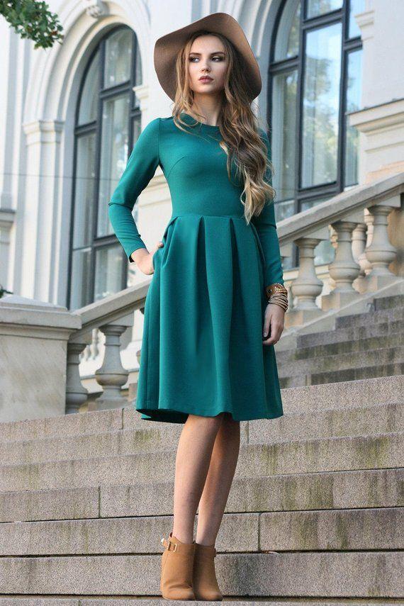 1b36a9bf31a Emerald Dress