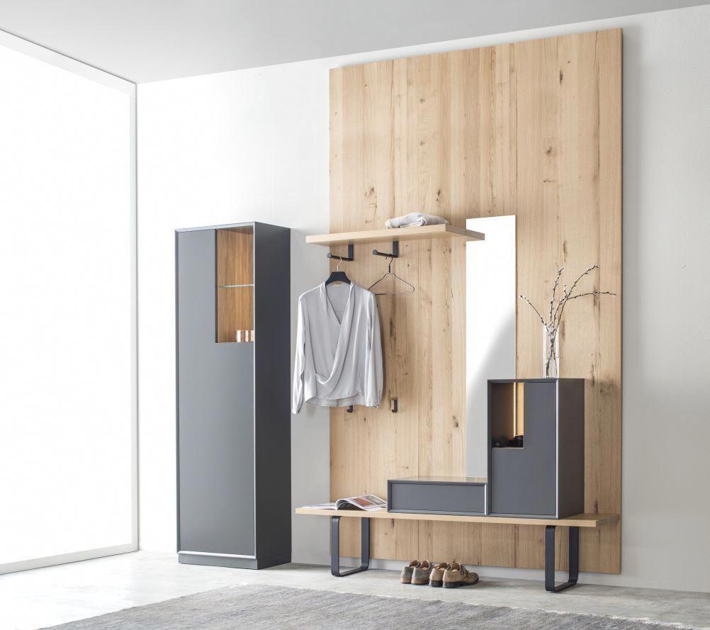 Modo Black Edition M61 Flur Mobel Wohnung Gestalten Eingangsbereich Mobel