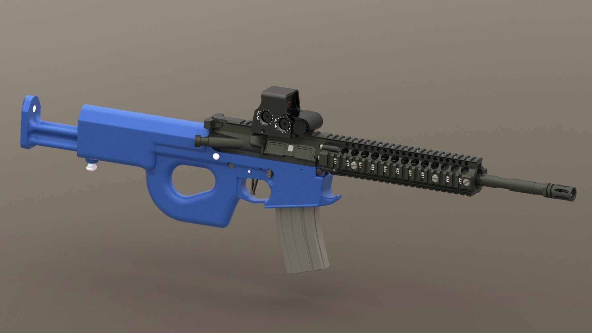 Pin On 3d Printed Weapon