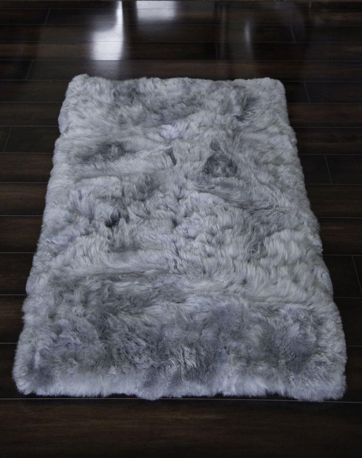 Best Hua Alpaca Fur Rug In 2020 Fluffy Rug Rugs On Carpet 640 x 480