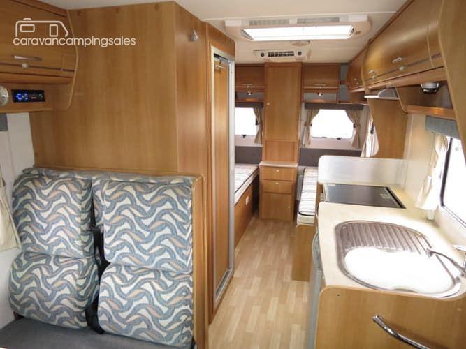 Best 2008 Jayco Conquest – Single Beds Auto Caravans For 640 x 480