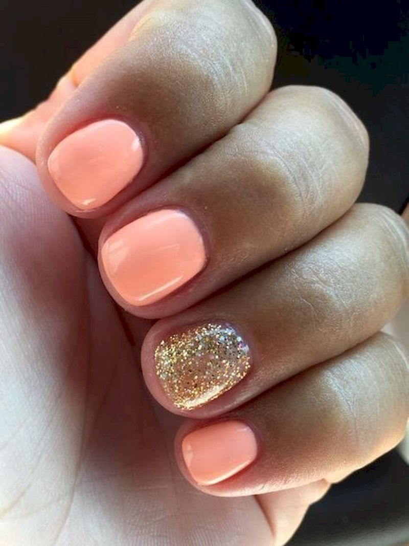 35 Perfect Color Ideas for Summer Nail Design | Summer Nails