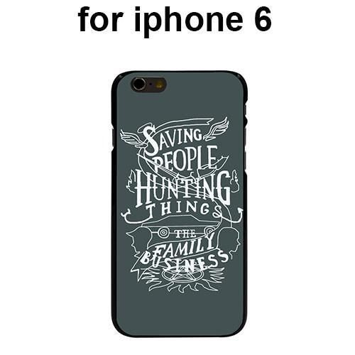 Supernatural Saving People Iphone Covers (Free Shipping)